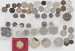 Germany, Lot of coins and medals from old Germany to Germany. Please visit.