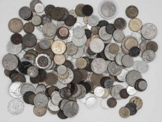 Lot of coins from all over the world, including Israel. Please visit.