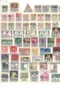 Austria, duplicate album, various preservations.