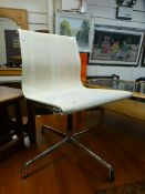 An ICF office chair after Charles Eames
