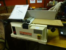 An Axminster Jointer/Planer 156 mm bench