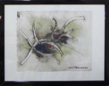 UMBERTO MASTROIANNI (Italian 1910-1998), a set of nine offset prints, 55cm x 41cm each,