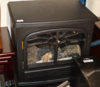 MODERN STOVE STYLE ELECTRIC FIRE