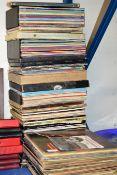 QUANTITY VARIOUS LP RECORDS