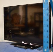 """JVC 40"""" LED TV WITH REMOTE CONTROL"""