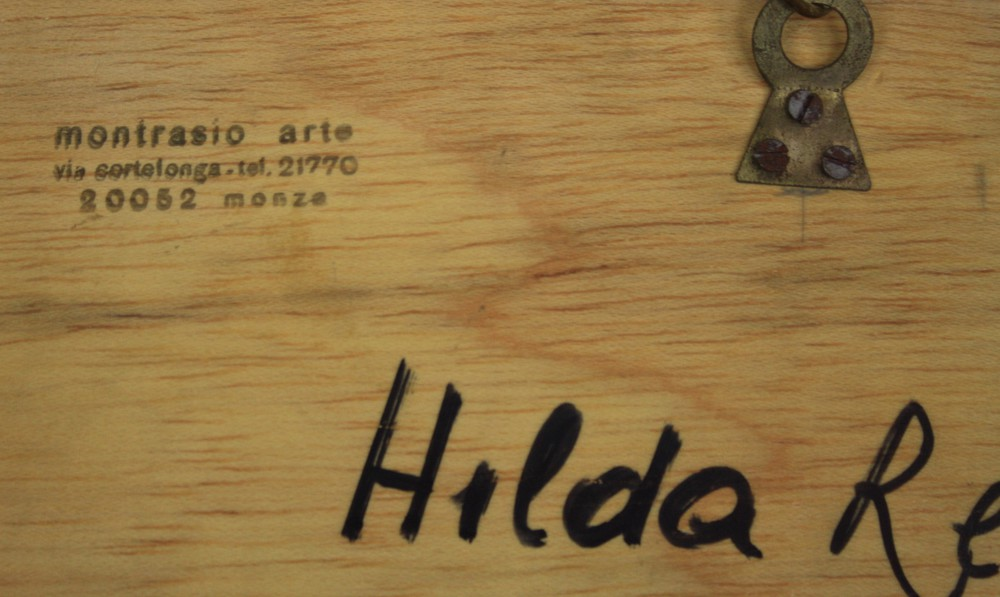 Lot 8 - Hilde Duse Reich (Milano 1923)