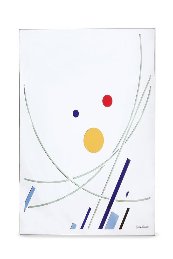 Lot 13 - Luigi Veronesi (Milano 1908 - 1998)