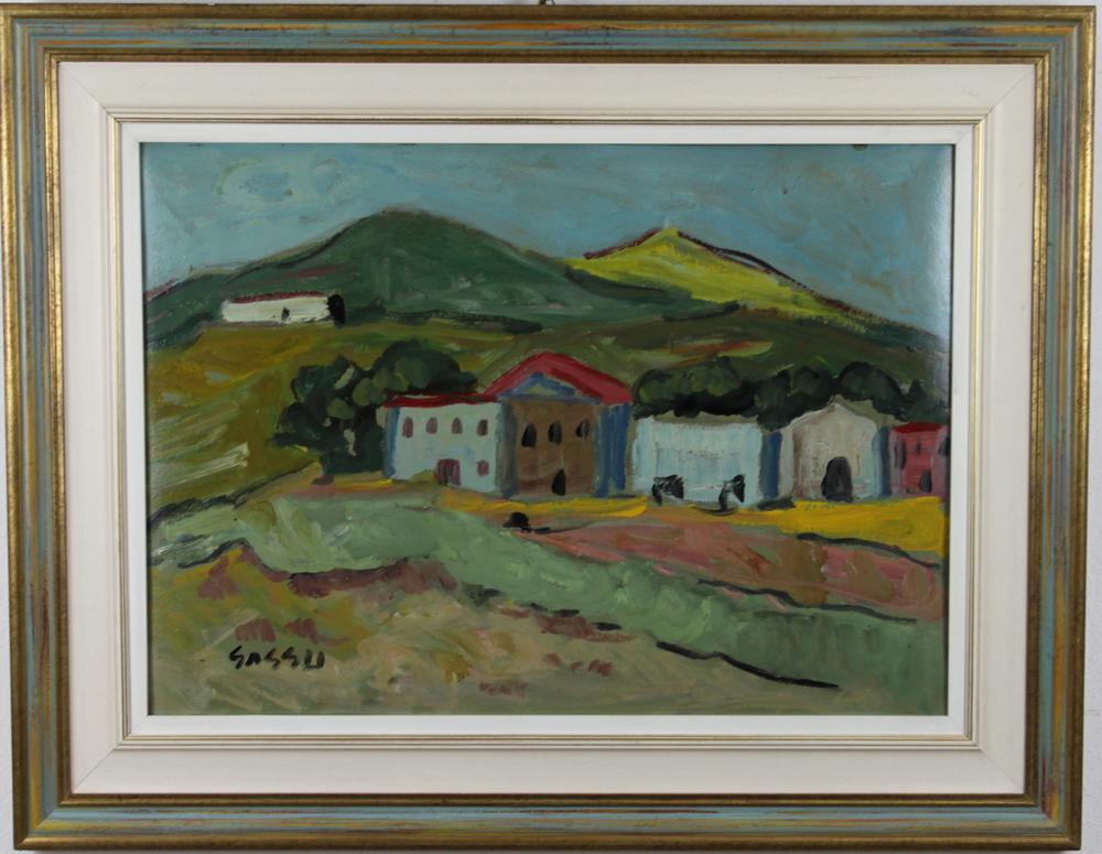 Lot 49 - Aligi Sassu (Milano 1912 - Pollença 2000)