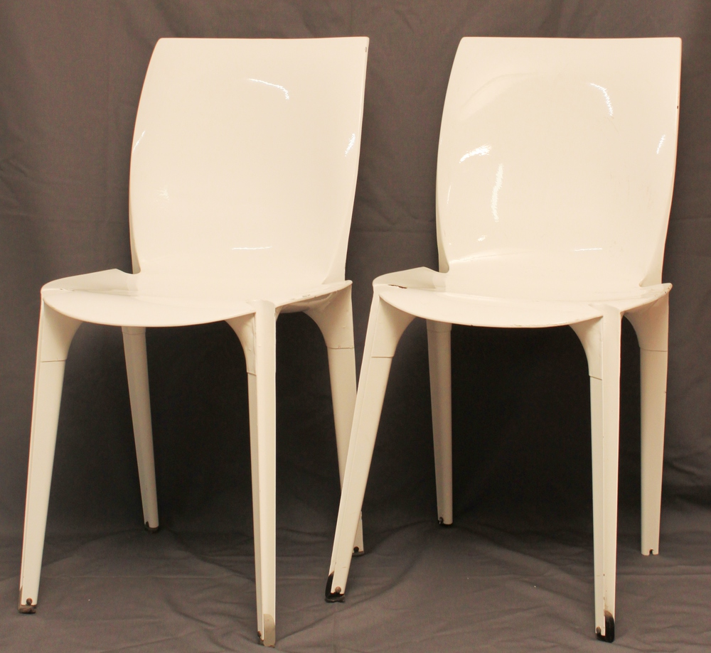 Lot 36 - Coppia di sedie
