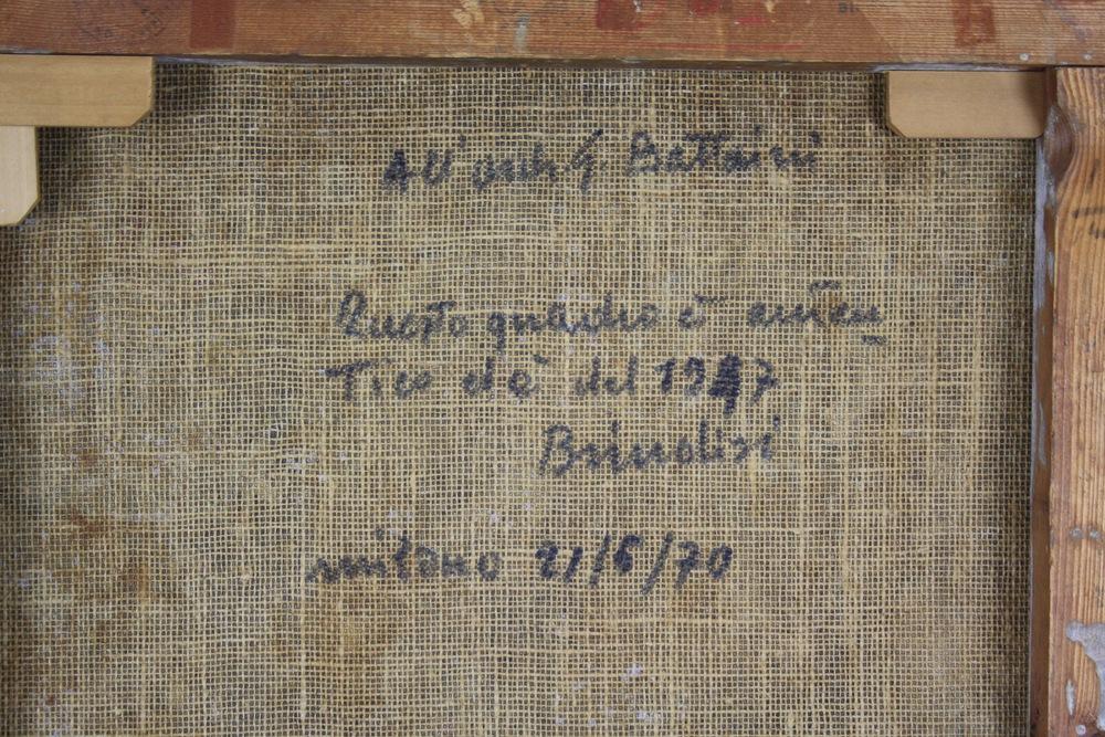Lot 50 - Remo Brindisi (Roma 1918 - Comacchio 1996)