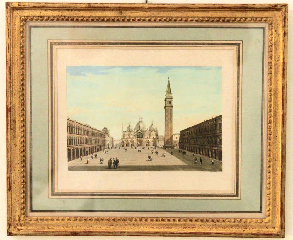 Lot 11 - Carlo Grubacs (attivo a Venezia tra il 1840 e il 1870) - Active in Venice 1840-1870