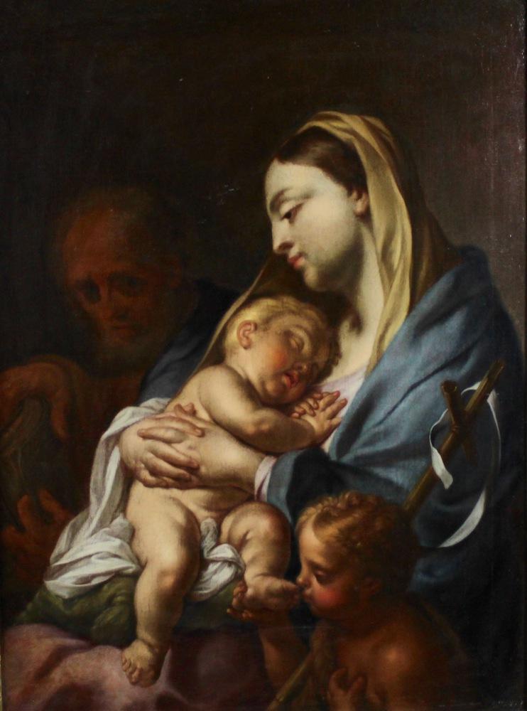 Lot 48 - Francesco Trevisani (Capodistria 1656 - Roma 1746)