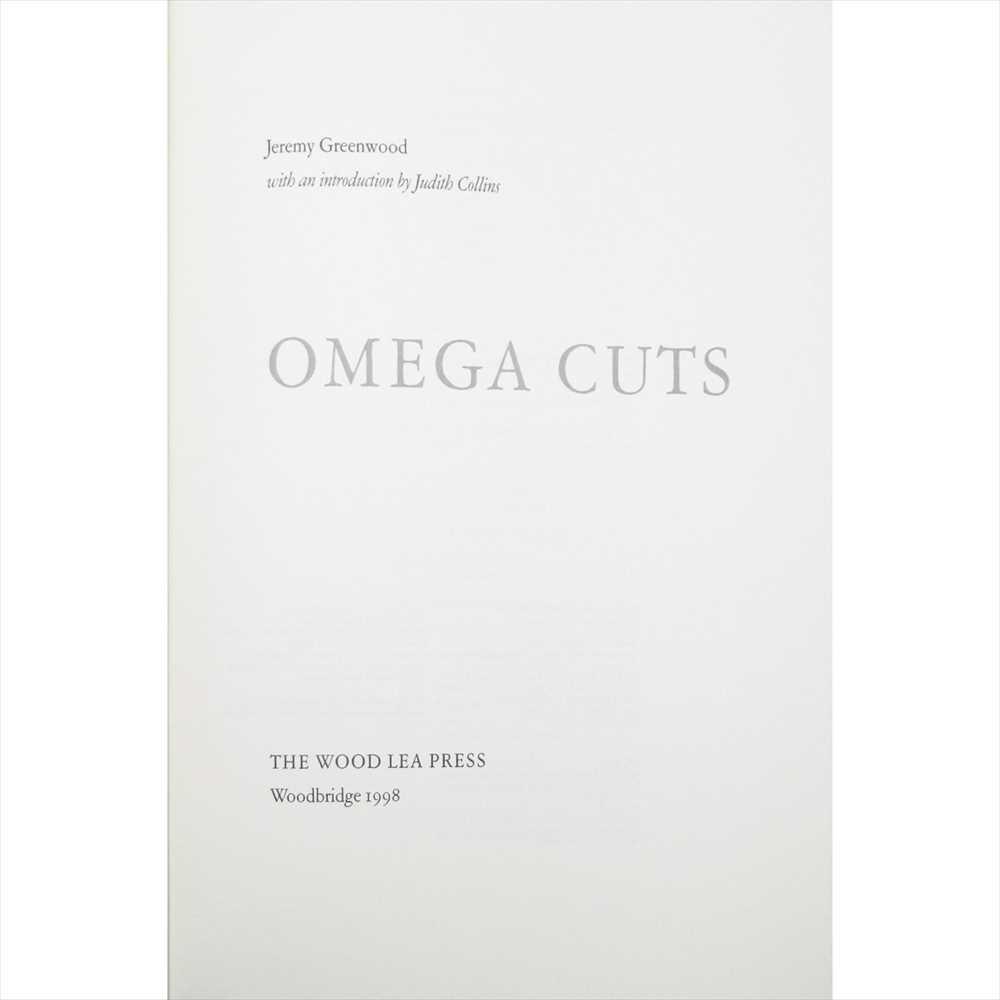 Lot 415 - Greenwood, Jeremy Omega Cuts