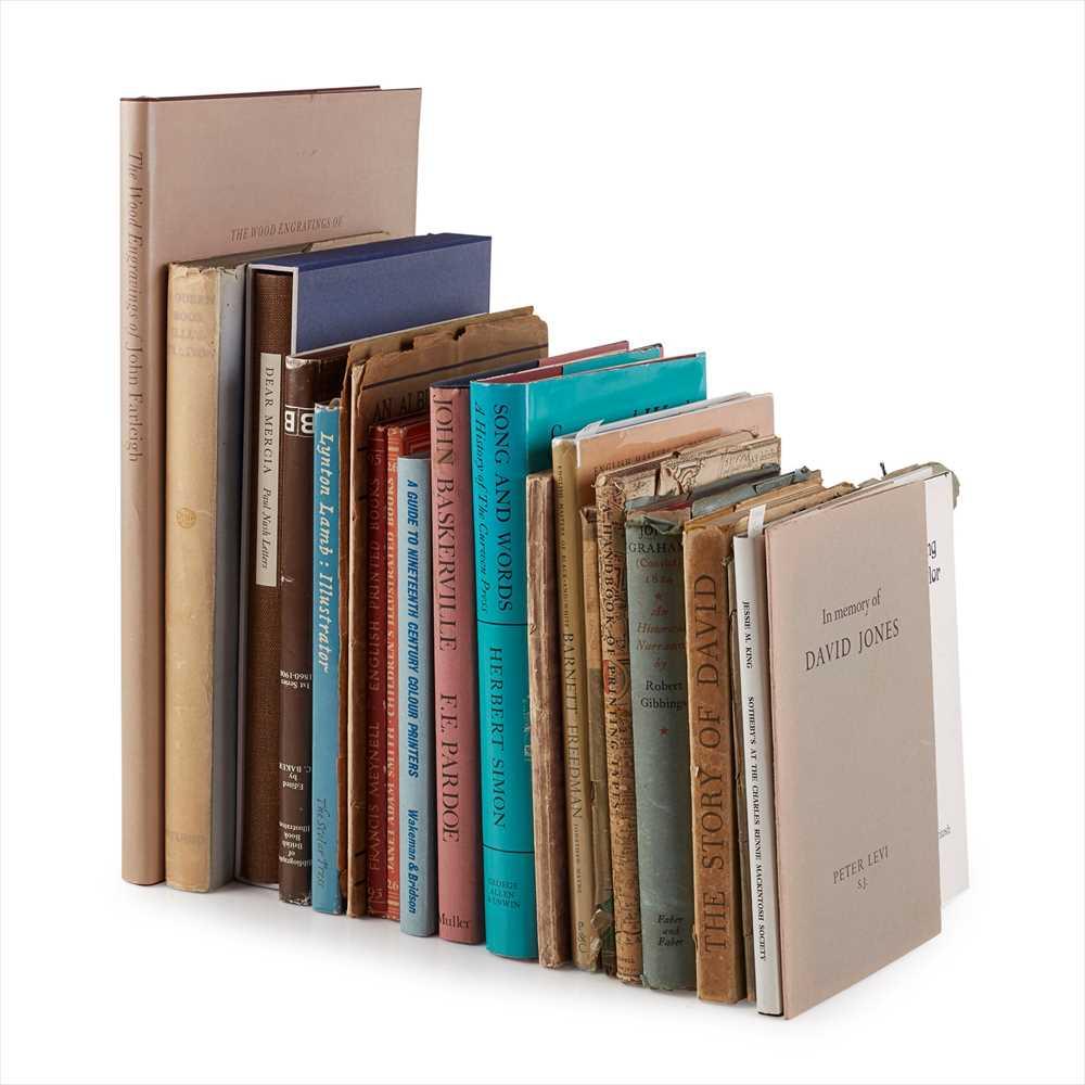 Lot 447 - Wood-engraving & Book-Illustration Twenty volumes, including Poole, Monica