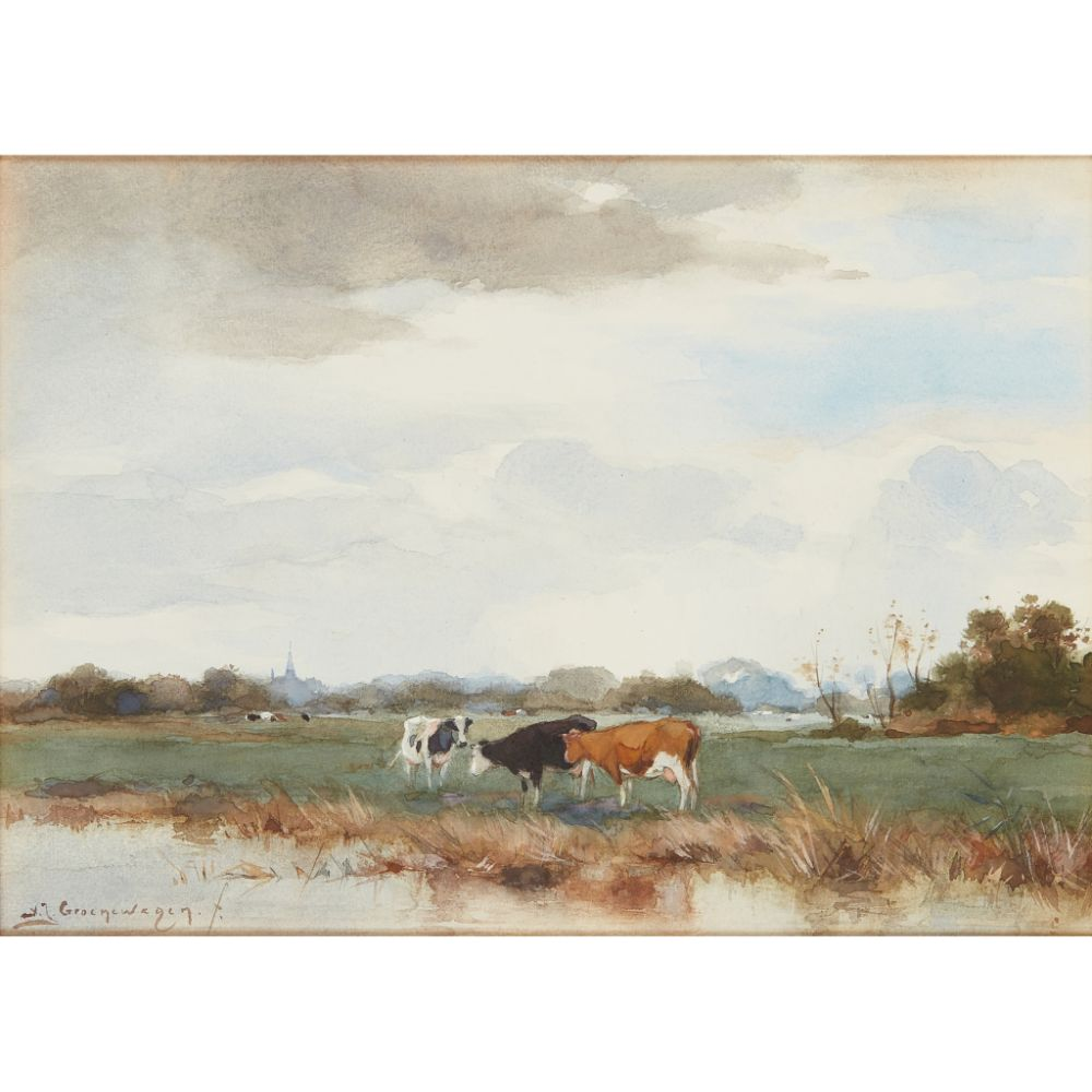 Paintings & Works on Paper