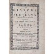 Drummond, William The History of Scotland