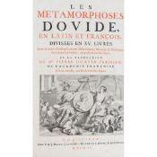 Ovidius Naso, Publius Les Métamorphoses d'Ovide en Latin et François