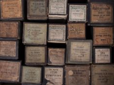 A COLLECTION OF OVER THIRTY PIANOLA ROLLS At present, there is no condition report prepared for this