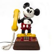 A LATE 20TH CENTURY MICKEY MOUSE PHONE by American Telecommunications Corporation model number