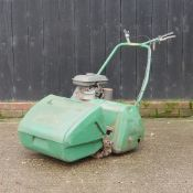 A Ransoms 51 Marquis cylinder lawn mower