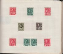 STAMPS BRITISH COMMONWEALTH, small old t
