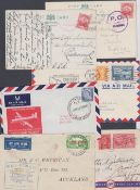 POSTAL HISTORY BRITISH COMMONWEALTH, sma