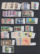 STAMPS A selection of mint or used singl