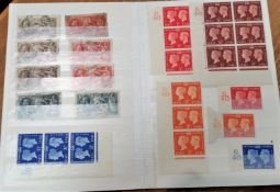 High value stamps: GV &GVI
