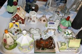 A selection of Coalport & other cottages (Red House, Master's House etc)