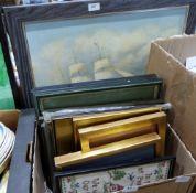 A box of prints