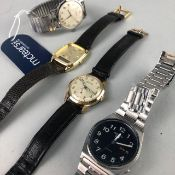 A LOT OF FOUR WATCHES