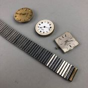 A LARGE LOT OF WATCH AND POCKET WATCH MOVEMENTS