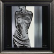 NUDE WOMAN, A CONTEMPORARY GICLEE PRINT