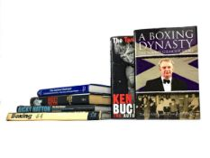 A COLLECTION OF BIOGRAPHIES OF BRITISH BOXERS