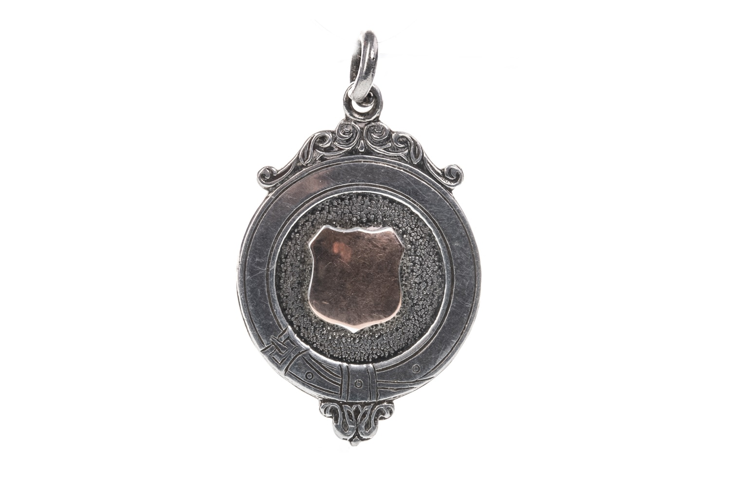 Lot 1710 - JIM BAXTER OF RANGERS F.C. - HIS 'DICK CUP' MEDAL 1952/53