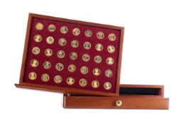 OUR ROYAL SOVEREIGNS COIN COLLECTION