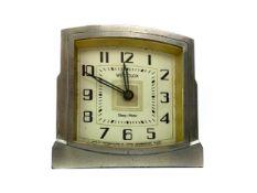 A WESTCLOX SLEEP-METER ALARM CLOCK