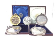 A COLLECTION OF VICTORIAN ACADEMIC MEDALS