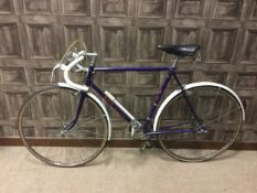 A 1950s B.S.A. TOUR OF BRITAIN BICYCLE