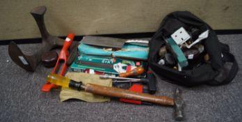 A bag of tools