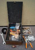 A quantity of tools
