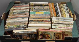 Forty James Bond paperbacks and others