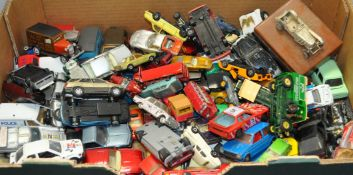 Assorted toy cars,