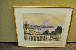 Mark Gibbons, A Perfect Evening, Thirlestone, coloured print, signed and numbered, 104/600,
