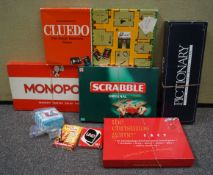 A group of boxed games