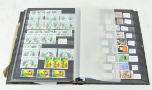 A group of assorted stamps,