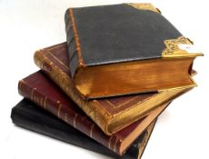 A Victorian Bible and other books