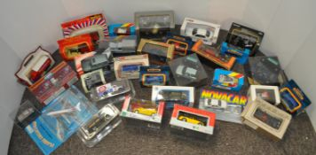 A group of boxed Matchbox cars (30) etc