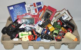 A group of Corgi model cars to include the Memories Series,