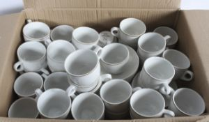 A collection of Grindley tea china